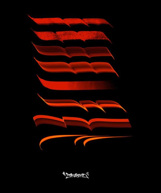 Calligraphy Brushes torus1