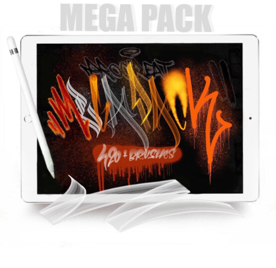 Procreate Mega Pack