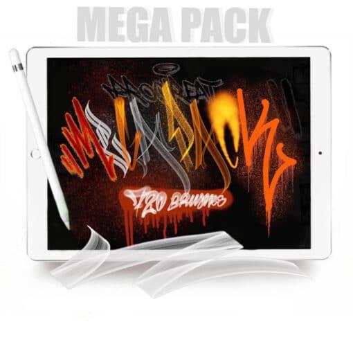MEGA PACK For Procreate